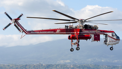 N721HT - Sikorsky CH-54B Skycrane - Helicopter Transport Services