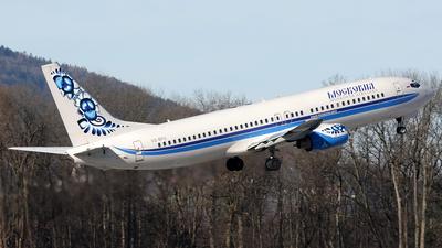 VQ-BFU - Boeing 737-883 - Moskovia Airlines