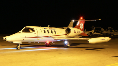 XA-ICU - Gates Learjet 35A -  Ambulancias Aereas en Mexico Jet Rescue