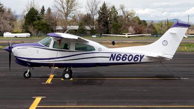 N6606Y - Cessna T210N Turbo Centurion II - Private