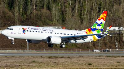 VP-CIX - Boeing 737-8 MAX - Cayman Airways