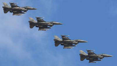 93-0546 - Lockheed Martin F-16CJ Fighting Falcon - United States - US Air Force (USAF)