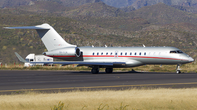 9H-VJK - Bombardier BD-700-1A10 Global 6000 - VistaJet