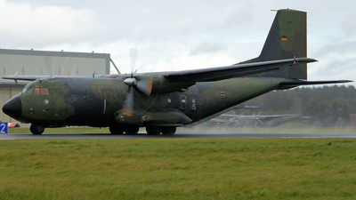 51-09 - Transall C-160D - Germany - Air Force
