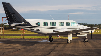 A picture of VHMWP - Piper PA31350 - [318352005] - © Kynan Schneider
