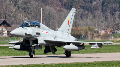 ZK303 - Eurofighter Typhoon T.3 - United Kingdom - Royal Air Force (RAF)