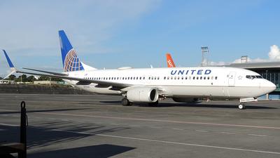 N79541 - Boeing 737-824 - United Airlines