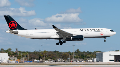 A picture of CGFUR - Airbus A330343 - Air Canada - © Mark Lawrence