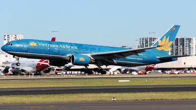 A picture of VNA144 - Boeing 7772K6(ER) - [33503] - © Tim Bowrey