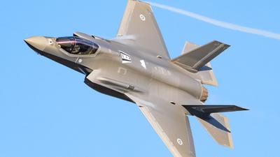 A35-031 - Lockheed Martin F-35A Lightning II - Australia - Royal Australian Air Force (RAAF)