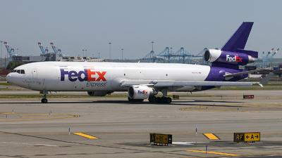 N523FE - McDonnell Douglas MD-11(F) - FedEx