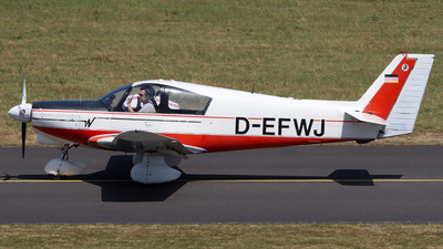 D-EFWJ - Wassmer WA-54 Atlantic - Private