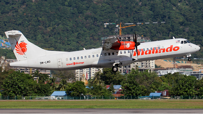 A picture of 9MLMO - ATR 72600 - Malindo Air - © Lee Shee Siang