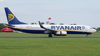 EI-DAM - Boeing 737-8AS - Ryanair