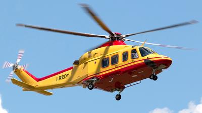 I-REDY - Agusta-Westland AW-139 - Agusta-Westland