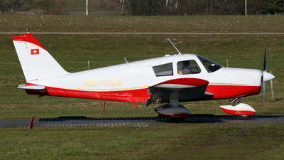 A picture of HBOZG - Piper PA28140 - [2821528] - © Captain Clony