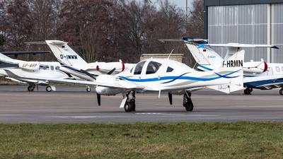 F-HRMN - Diamond Aircraft DA-62 - Private
