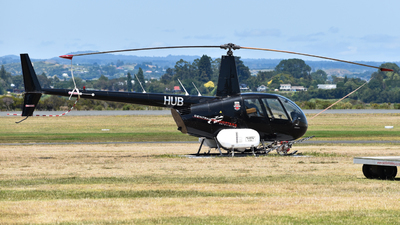 ZK-HUB - Robinson R44 Raven II - Central Helicopters