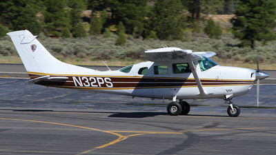 N32PS - Cessna U206G Stationair - United States - National Park Service