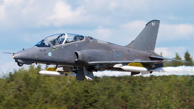 HW-351 - British Aerospace Hawk Mk.51A - Finland - Air Force