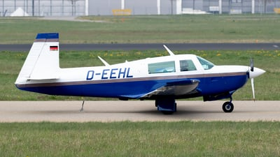 D-EEHL - Mooney M20J-201 - Private