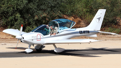 4X-HYW - Fly Synthesis Texan - Private