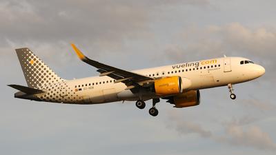 A picture of ECNDB - Airbus A320271N - Vueling - © Rafael Alvarez Cacho