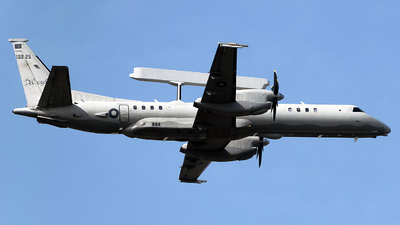 10-025 - Saab 2000 Erieye - Pakistan - Air Force