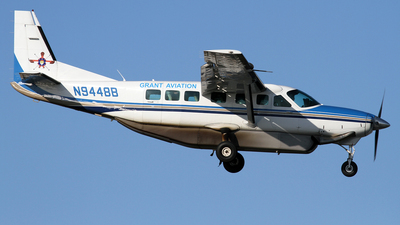 N9448B - Cessna 208B Grand Caravan - Grant Aviation
