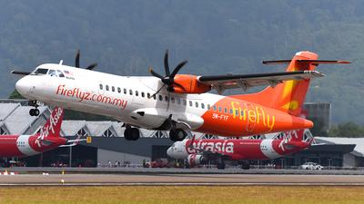 9M-FYF - ATR 72-212A(500) - Firefly
