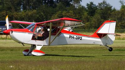 A picture of PH3P2 - Aeropro Eurofox - [11902] - © C. v. Grinsven