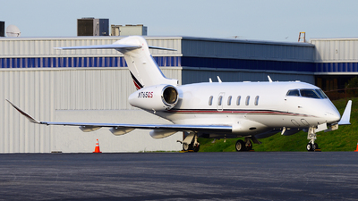 N765QS - Bombardier BD-100-1A10 Challenger 350 - NetJets Aviation