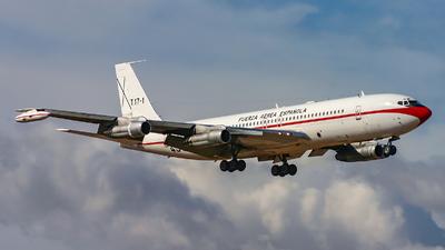 T.17-1 - Boeing 707-331B - Spain - Air Force