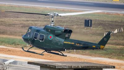 BH134 - Bell 212 - Bangladesh - Air Force