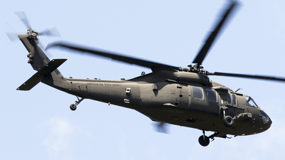 10-20888 - Sikorsky UH-60M Blackhawk - United States - US Army