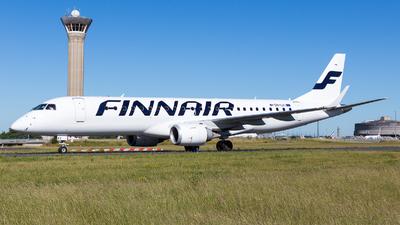 A picture of OHLKI - Embraer E190LR - Finnair - © William Verguet