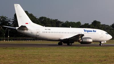 PK-YRD - Boeing 737-3M8 - Trigana Air Service
