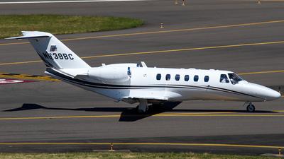N939BC - Cessna 525A CitationJet 2 Plus - Private