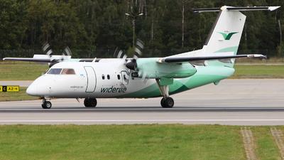 LN-WIO - Bombardier Dash 8-103 - Widerøe