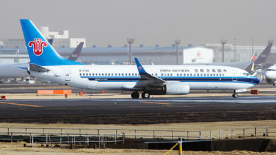 B-5739 - Boeing 737-81B - China Southern Airlines