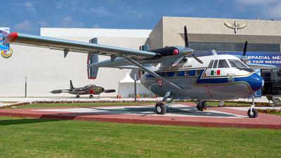 2011 - IAI Arava 201 - Mexico - Air Force