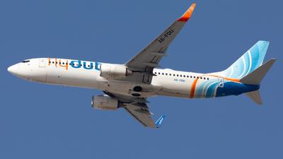 A6-FDU - Boeing 737-8KN - flydubai
