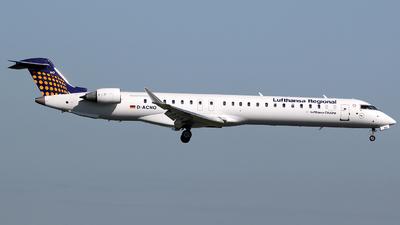 D-ACNO - Bombardier CRJ-900 - Lufthansa Regional (CityLine)