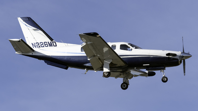 N226MD - Socata TBM-700 - Private