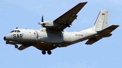 D.4-02 - CASA CN-235 VIGMA - Spain - Air Force