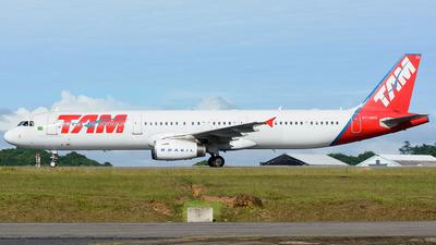 PT-MXG - Airbus A321-231 - TAM Linhas Aéreas