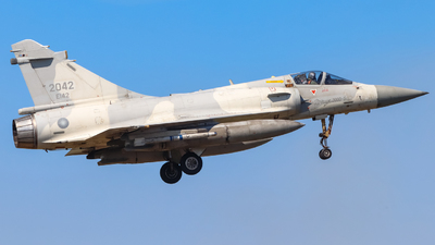 2042 - Dassault Mirage 2000-5EI - Taiwan - Air Force