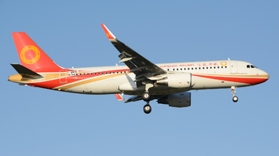 F-WWDL - Airbus A320-214 - Chengdu Airlines
