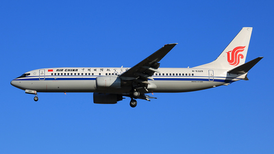 B-5329 - Boeing 737-86N - Air China