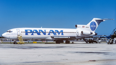 N8861E - Boeing 727-225(Adv) - Pan Am